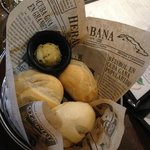 Bread @ Oya Cuban Cafe, Malden, MA
