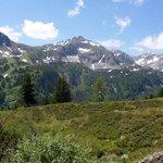 Mooie bergen en wandelingen