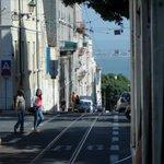 Tram ride - route 28