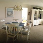 Open Dining & Living Room