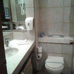 Simpre evaluo los baños