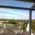 Vista dal rooftop