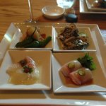 Sashimi & Oysters