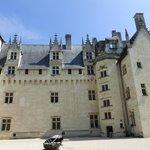 La cour et le château