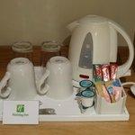 Room 236 - tea/coffee making facilities
