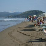spiaggia golfo deegli etruschi