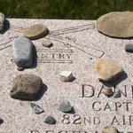 Stones on Graves
