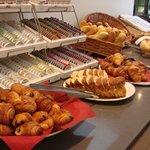 nice choice in breakfast room
