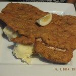 Wiener pork Schnitzel