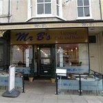 Mr B's Bistro Llandudno Home of good food