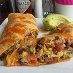 Breakfast burrito, a must try!!!