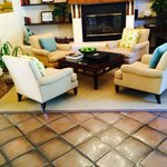 Lobby Living Area