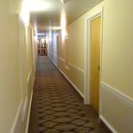 One of several corridors.