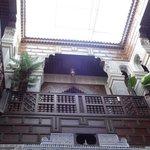 Courtyard; upper flours (FF & 3rd floor)