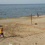 Pessimo campo da beach volley