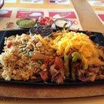 Fresh veggies become fantastic fajitas at Mexicana