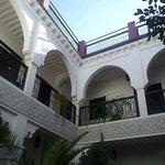 Binnenplaats Riad Shaloma