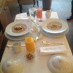 Room Service, breakfast