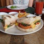 Verry good sandwiches