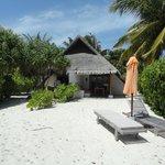 Our beach villa