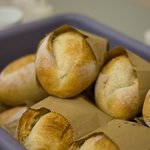 Mini Organic Sourdough buns
