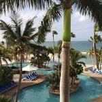 Ocean Suites view