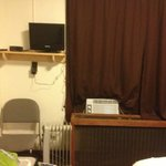 TV and Airconditioning Unit