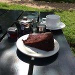 breakfast at grantchester