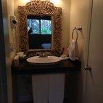 Room 8 sink vanity.