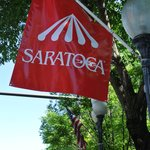 Saratoga downtown