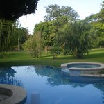 Paradise around the pool