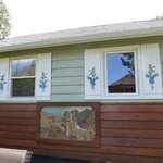 The Elk cabin- from Beaver street