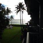 view from lanai at 365