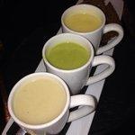 taster of soups lovely