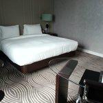 comfy contemporay room