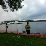 Fishing in Pinehurst
