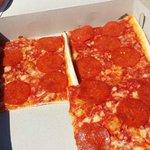 Beach pizza!