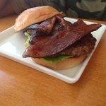 Classic w/ Bacon & BBQ Sauce