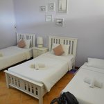 Zimmer mit Extra-bett (spontan eingerichtet)