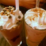 Chocolate Peanut Butter & Carrot Cake Shake