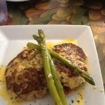 wife's crab cakes