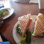 Make your own Sandwitch ..Yum!