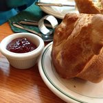 World famous popover!
