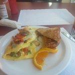 Omelette ..YUM!