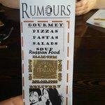Rumours Foto