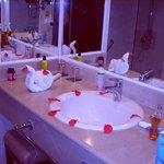 belle deco de ma salle de bains faite par marys
