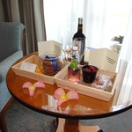 Our mother's day welcome amenities