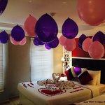 Balloons n Flower deco!!!