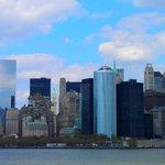 New York vu du traversier