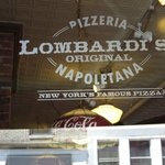 Lombardi's Pizza - A Must!